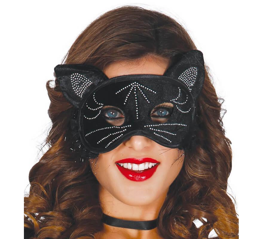 Negro la máscara para la persona de los hombres