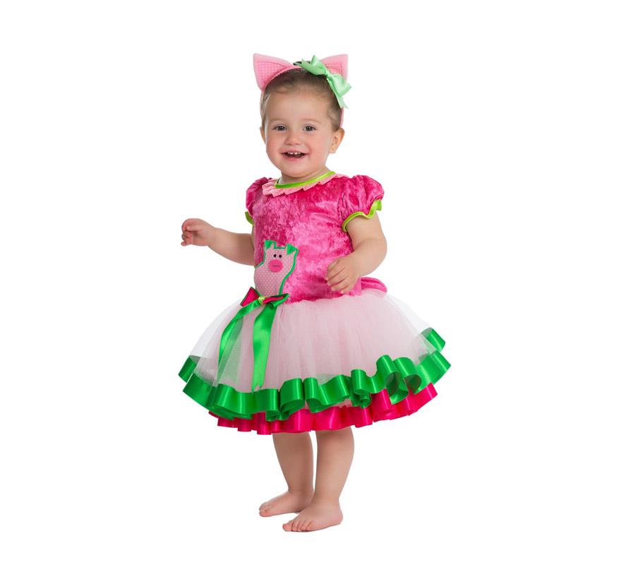 Disfraz de cerdita 18 meses car interior design - Disfraz para bebes ...