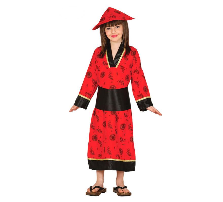 disfraz de china para ni a