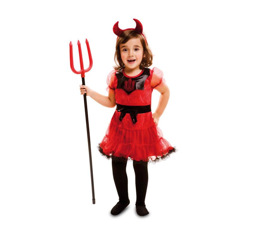 Disfraz de dulce diablesa para beb y ni as en varias - Disfraces bebe halloween ...