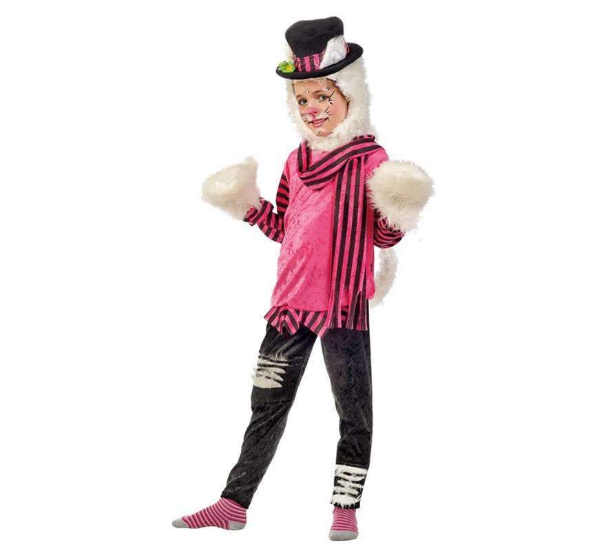 Disfraz de gatita michi - Disfraces de gatitas para nina ...