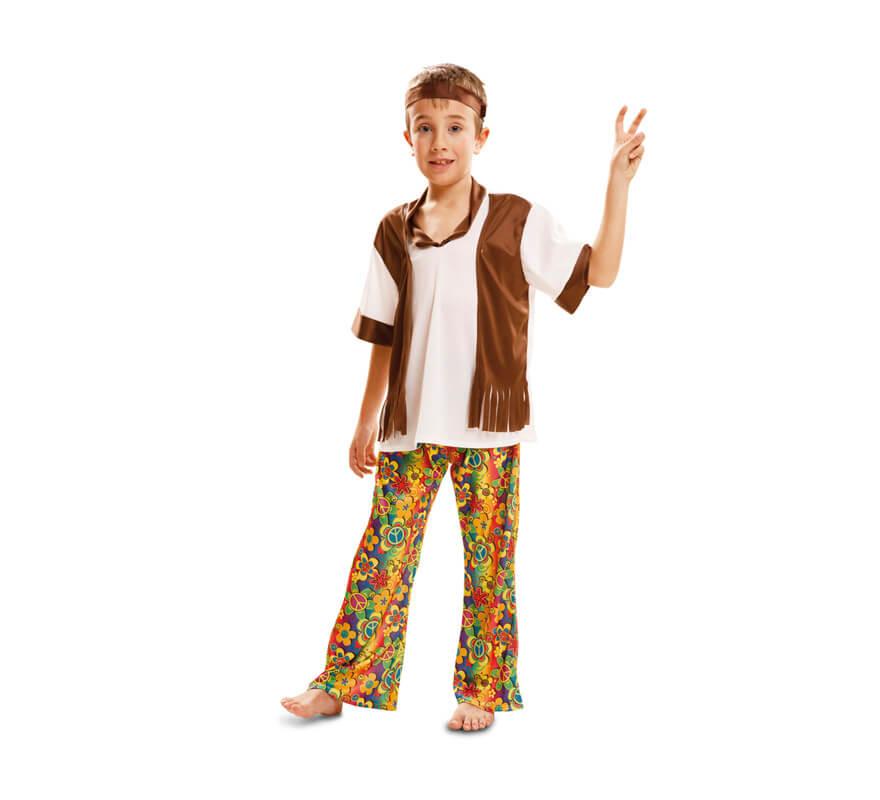 Disfraz de hippie para mujer tiendas de disfraces car for Disfraz de hippie