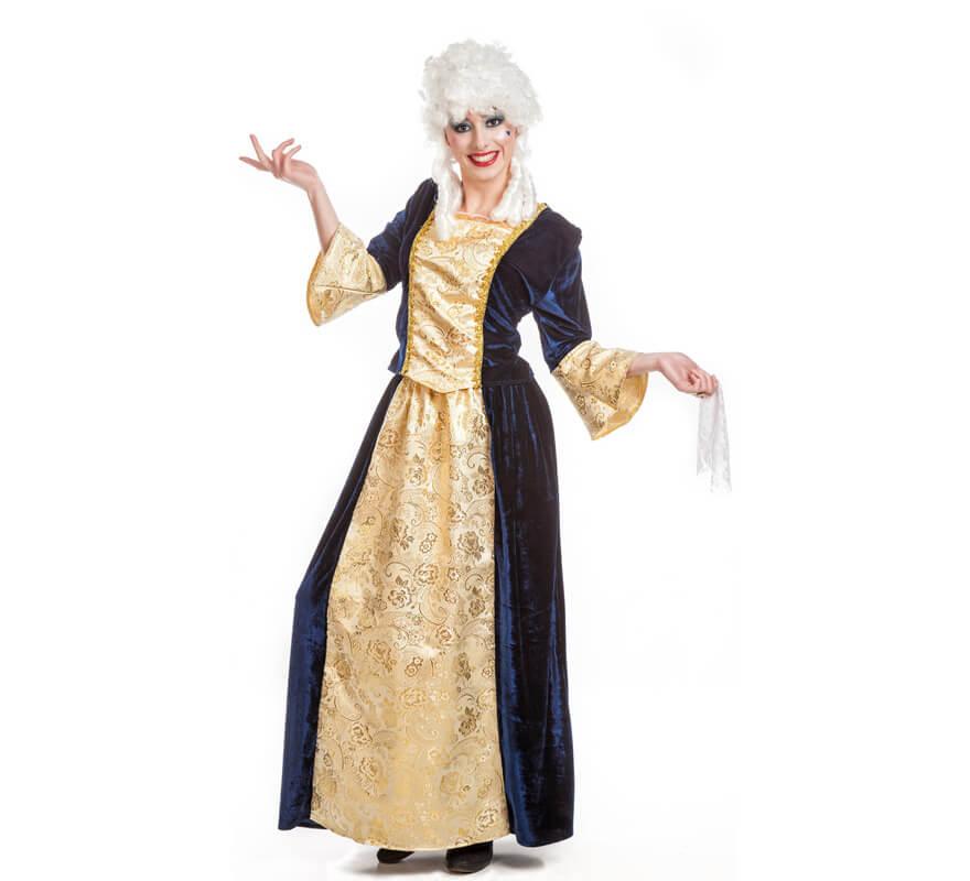 Disfraz de marquesa de poca para mujer - Trajes de carnaval de epoca ...