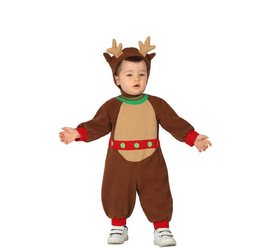 Disfraz de reno para beb s disfrazzes disfraces originales - Disfraz de reno nina ...