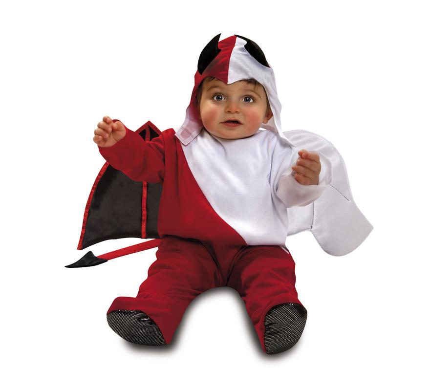 Disfraz ngel diablo para beb s de 7 a 12 meses de - Disfraces navidenos para bebes ...