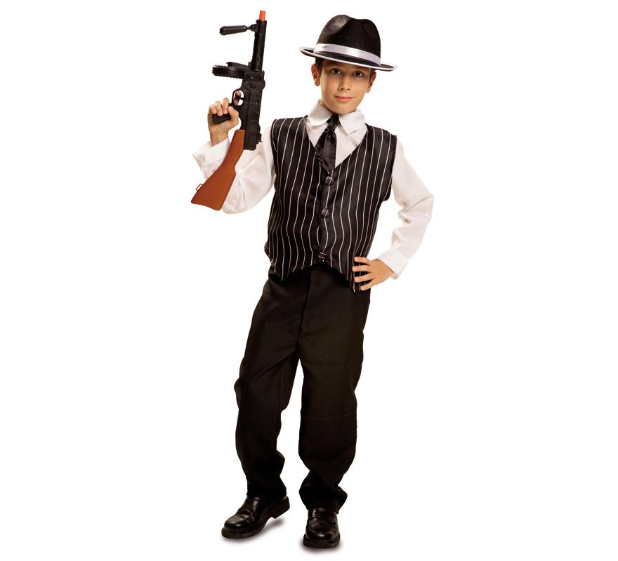 déguisement gangster garçon