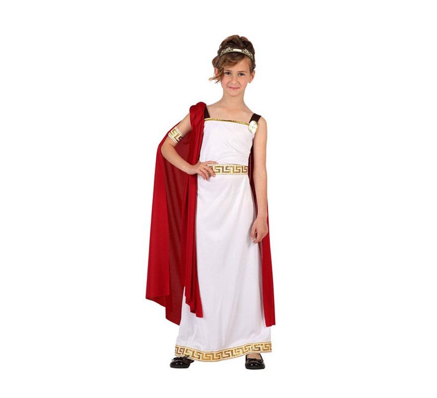 Disfraz de romana para ni as de 7 a 9 a os disfrazzes - Trajes de carnaval de epoca ...