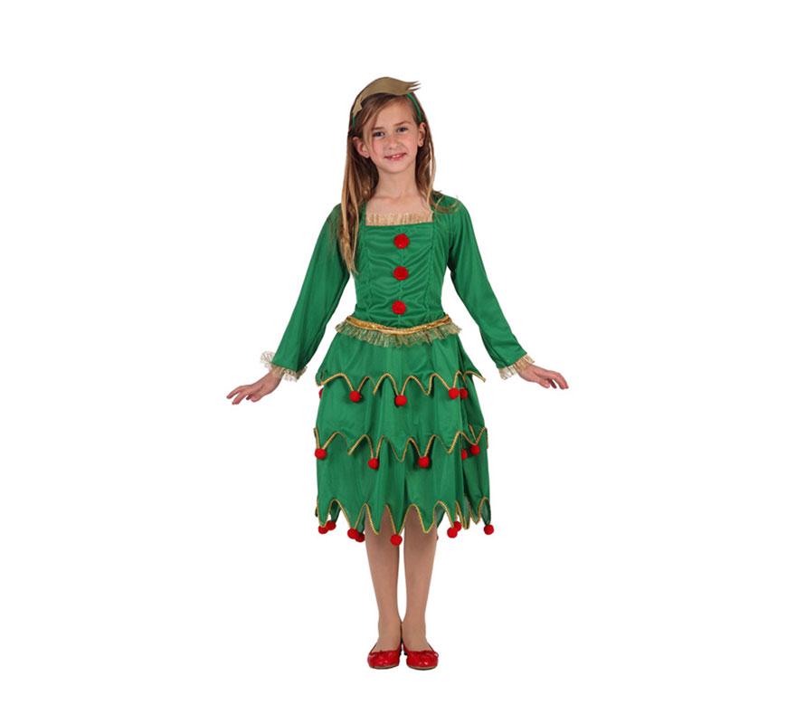 Disfraz de rbol de navidad para mujer car interior design - Disfraz para navidad ...