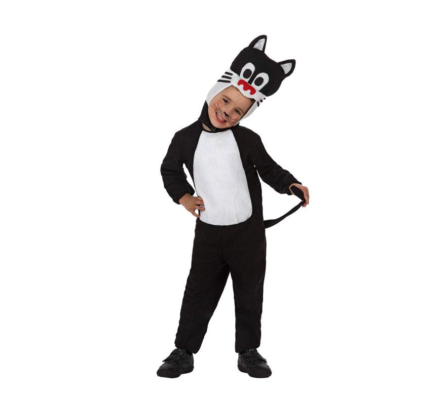 Disfraz de gato para ni os en varias tallas disfrazzes - Disfraces de gatitas para nina ...