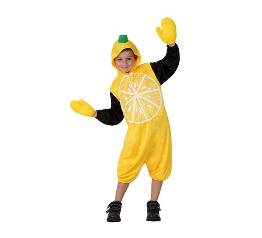 Disfraz de Limón para Niño