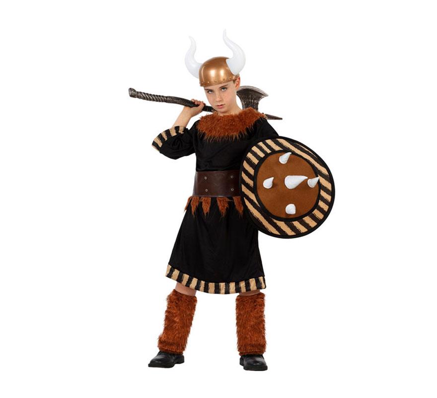 d guisement enfants gar on viking bouclier plusieurs tailles. Black Bedroom Furniture Sets. Home Design Ideas