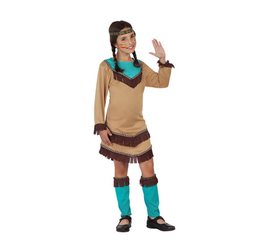 Comprar disfraz de india talla l 10 12 aos car interior - Disfraz de pescado ...