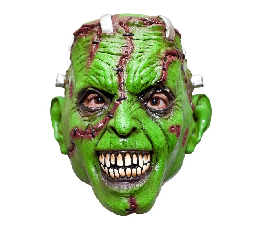 masque de monstre frankenstein pas cher en latex halloween. Black Bedroom Furniture Sets. Home Design Ideas