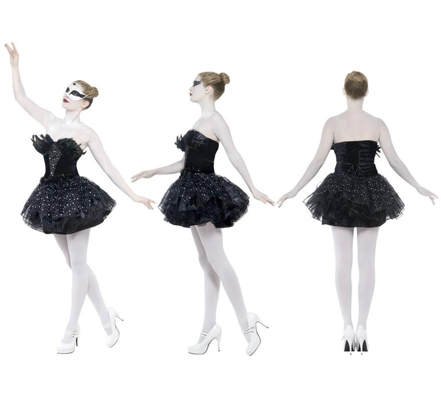 d guisement ballerine cygne noir pour femme plusieurs tailles. Black Bedroom Furniture Sets. Home Design Ideas