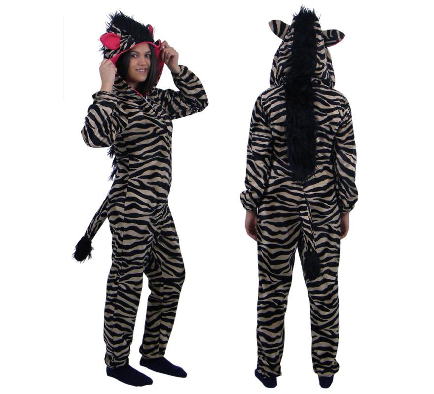 Disfraces de cebra para adulto imagui for Disfraz de cebra