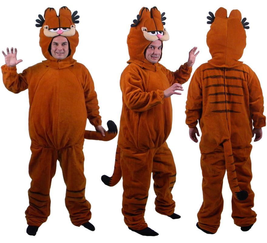 Disfraz de Gato Garfi para adultos