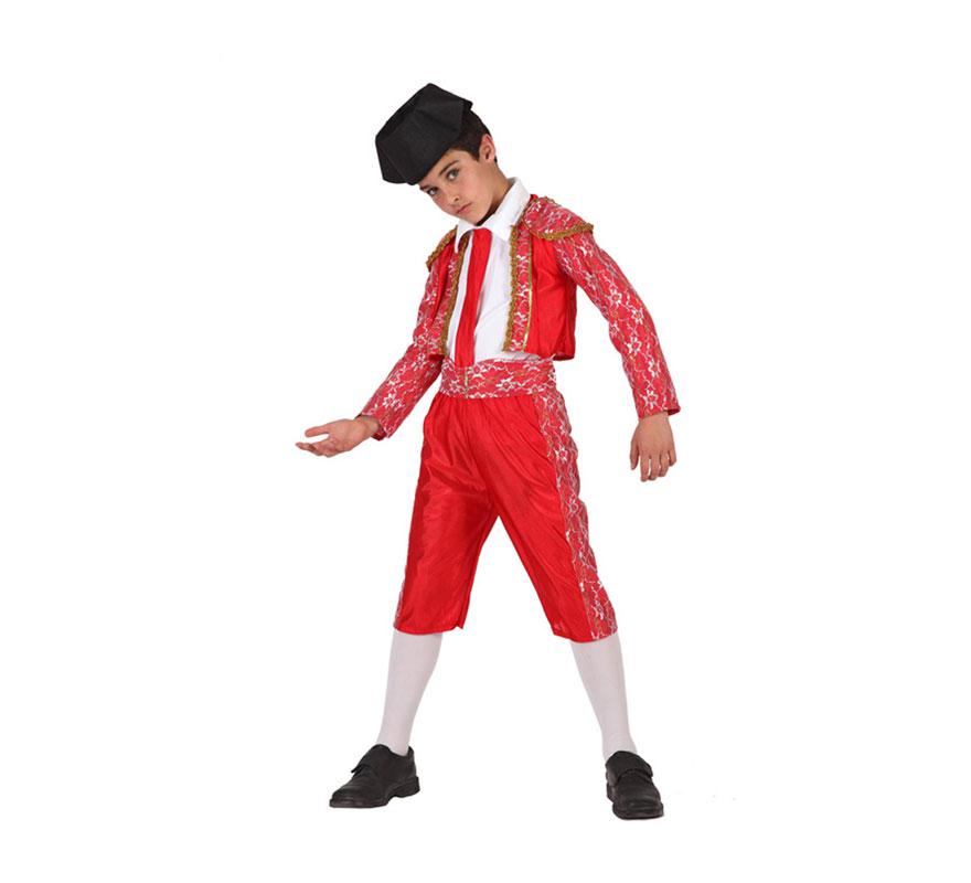 Disfraz barato de Torero para niños en varias tallas