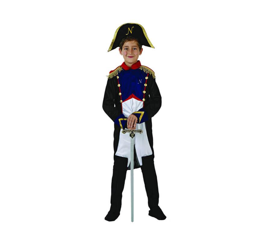 Disfraz de Soldado Francés para niños en varias tallas