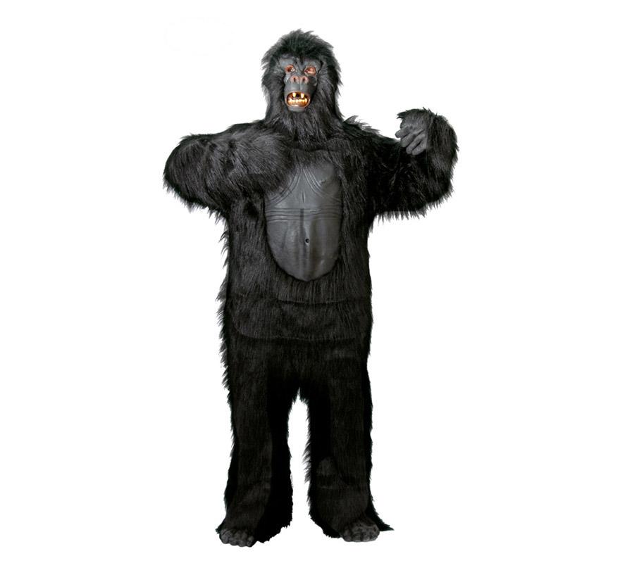 Disfraz de gorila adulto barato