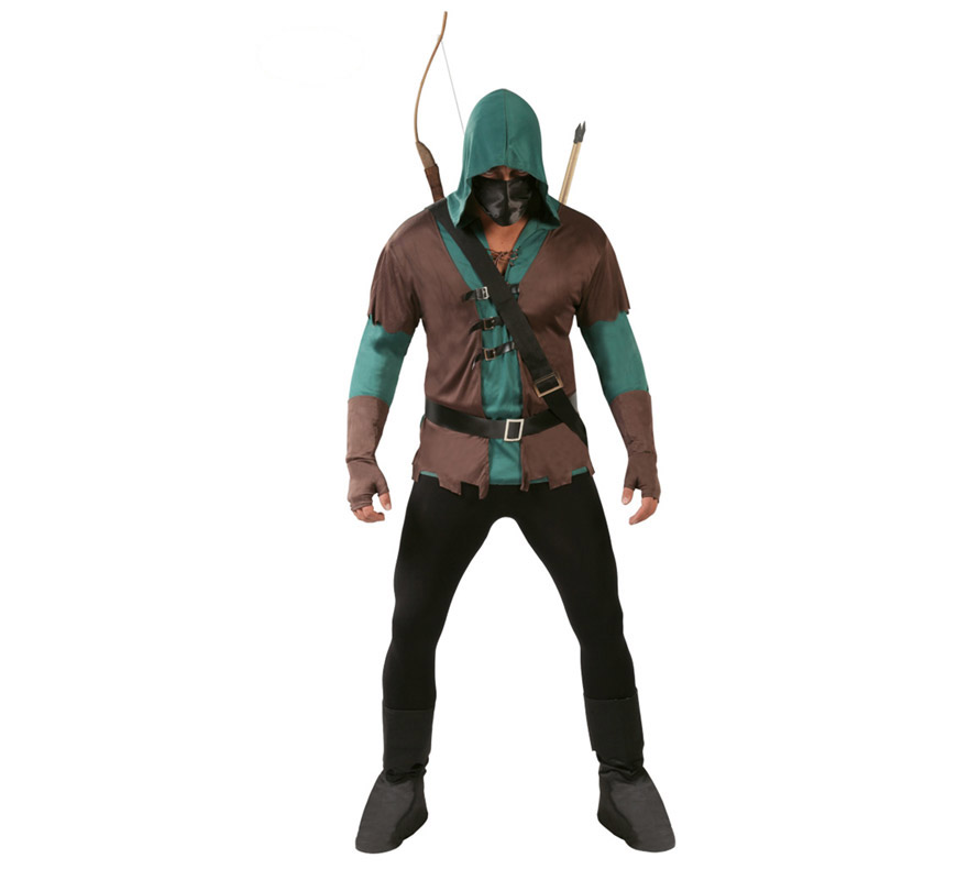Disfraces para adultos verde lattern