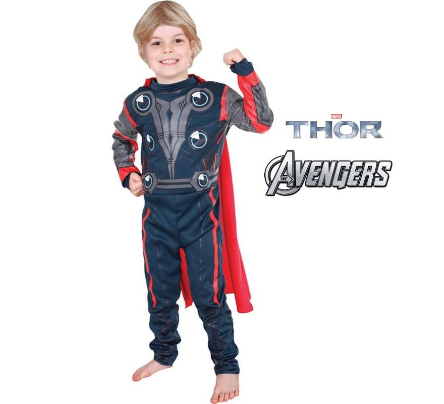 Disfraz de thor classic para ni o de 5 a 6 a os - Disfraces para bebes de un ano ...