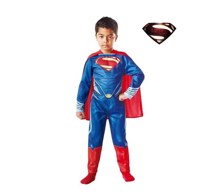 Disfraz Superman Musculoso Disfraz Superman el Hombre de