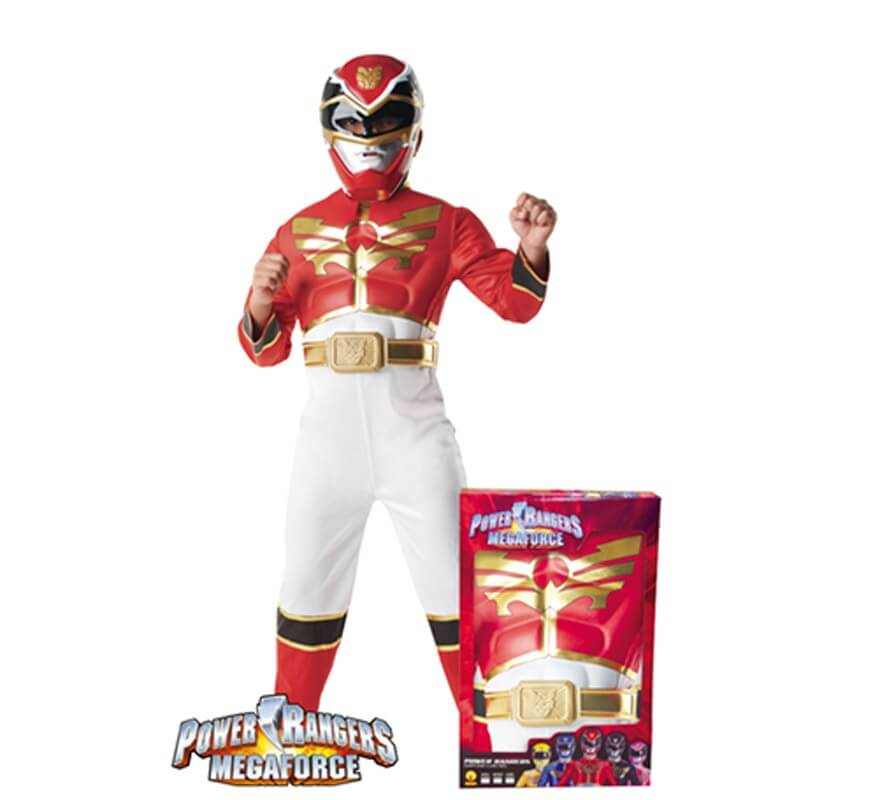 Disfraces Power Ranger para adolescentes