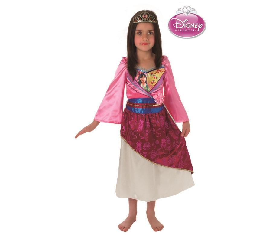 Disfraces de Mulan Disfraz de la Princesa de Licencia
