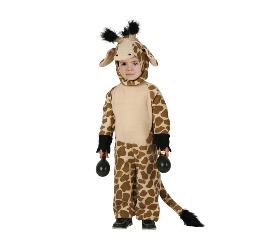 disfraz de jirafa para ni os en varias tallas