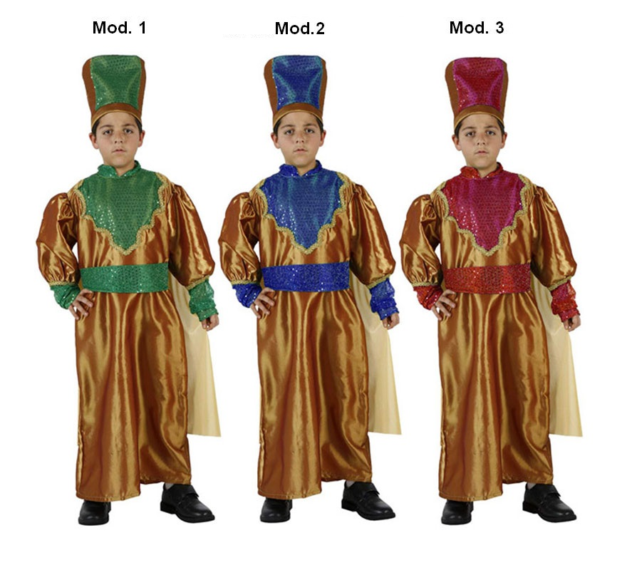 Disfraces navidenos 7 9anos disfraz de rey mago ninos 7 9 - Disfraces navidenos para bebes ...