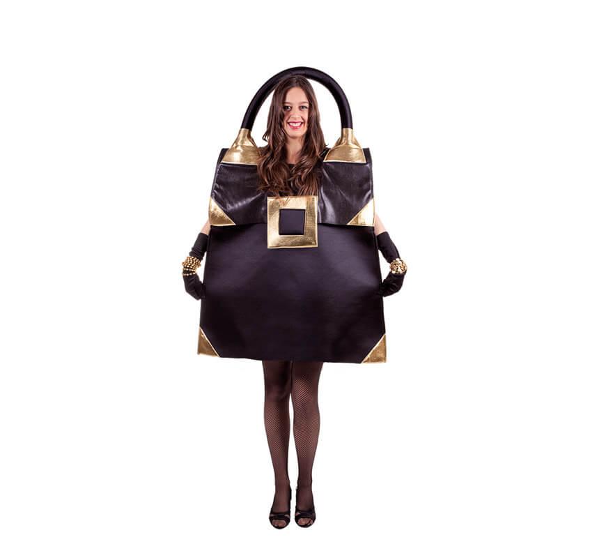 Disfraz de Bolso negro para adultos