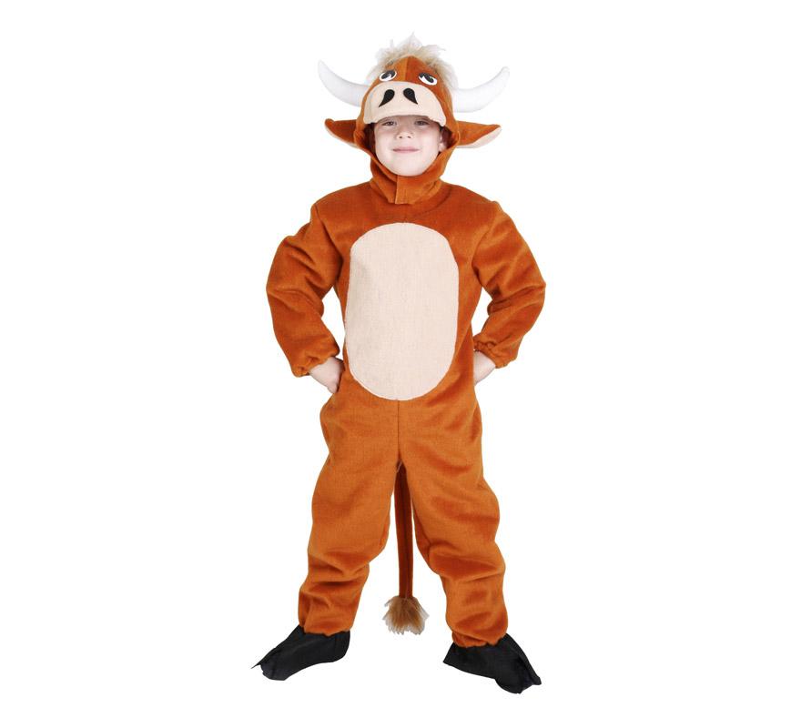 Disfraz de Buey para niños (varias tallas)