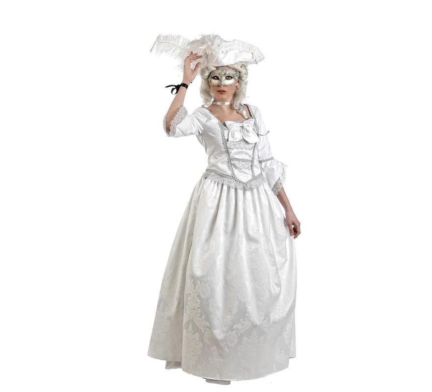 Disfraz de veneciana para mujer varias tallas - Trajes de carnaval de epoca ...