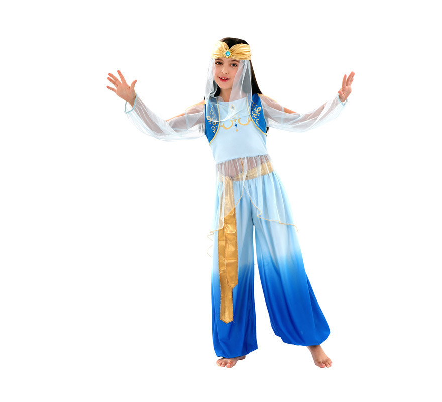 Disfraz de princesa mora para ni as de 10 a 12 a os - Disfraces de angel para nina ...