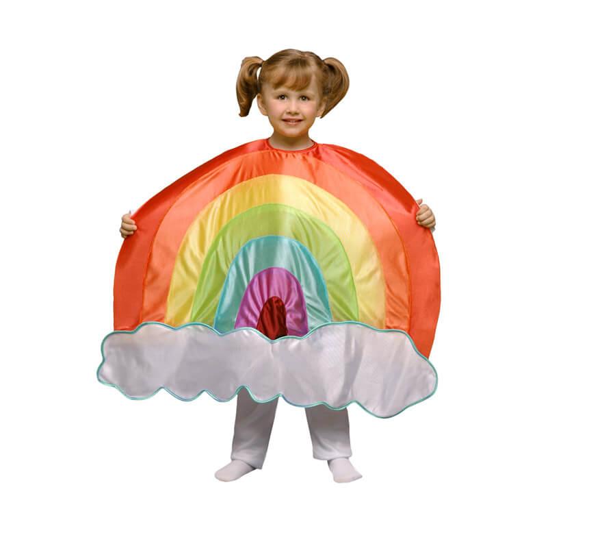 Disfraz de arco iris para ni os de 1 a 2 a os - Disfraces para bebes de un ano ...