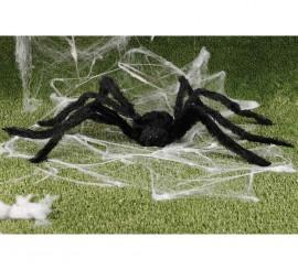 Araña con luz y movimiento 90 cm
