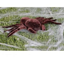 Araña tarántula de 25 cm para decoración