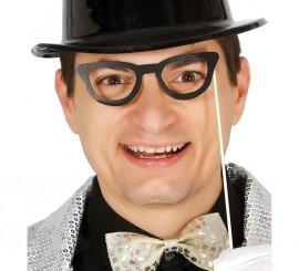 Bolsa de 6 gafas con palo ideal para photocall