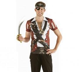 Camisa de Pirata para hombre
