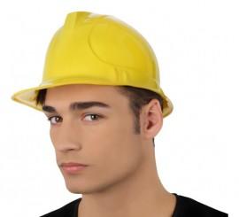 Casco de Construcción o de Obrero de PVC