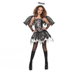 Disfraz de Ángel caído para adolescentes en varias tallas para Halloween