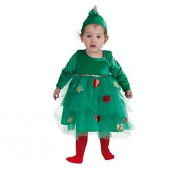 Disfraz de Árbol de Navidad para bebé