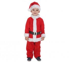 Disfraz de Baby Papá Noel para bebé