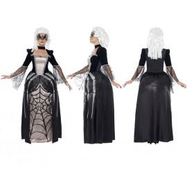 Disfraz de Baronesa Viuda Negra en varias tallas