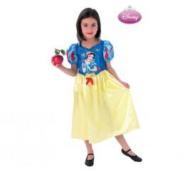 Disfraz de Blancanieves de Disney para niña