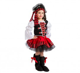 Disfraces infantiles los m s novedosos en - Maquillaje pirata nina ...