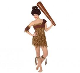 Disfraz de Cavernícola para mujeres en varias tallas