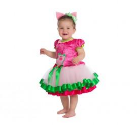 Disfraz de Cerdita Tutú para bebés de 18 meses