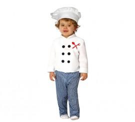 Disfraz de Cocinero Baby