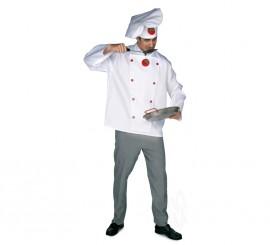 Disfraz de Cocinero tomates para hombre